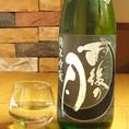 ■日替わり地酒一例■雨後の月(広島)