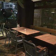 2名様×5テーブルです。最大10名様まで対応可能☆