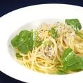 料理メニュー写真しらすとルッコラのスパゲッティ