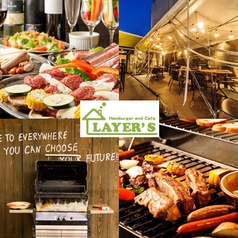 LAYER`S ビアガーデン BBQテラス 丸の内 本店の写真