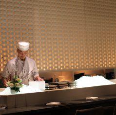 【和食An】目の前で仕上がるお料理