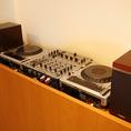 【無料】ミキサー&CDJ&マイク(ミキサー:Pioneer CDM-700 / CDJ:Pioneer CDJ-800MK2)