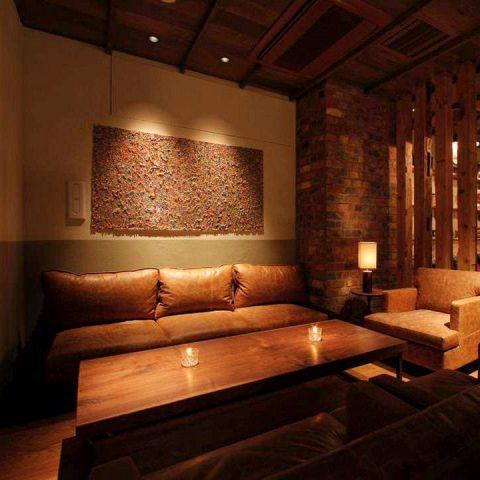 フルオーダーメイドの家具は心地良さとラグジュアリー感を表現☆