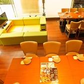 【お子様連れに人気のお席♪】お子様連れのお客様が気兼ねなくお食事をお楽しみいただけるゆったりスペース☆