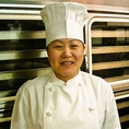 点心職人の蒋さんが作る水餃子は絶品です。