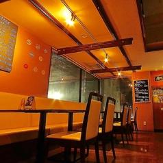 4~5名様用テーブル席☆
