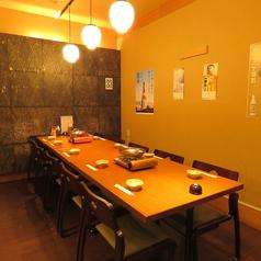 ステーキ&しゃぶしゃぶ食べ放題 肉ふじ 横須賀中央店の雰囲気1