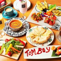 トムボーイ TOMBOY 池袋2号店のコース写真