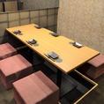 静かで寛げる個室。仲間内の飲み会や会社宴会、接待などシーンに合わせてお部屋をご用意致します。ご予約につきましては、直接店舗までお問い合わせくださいませ。