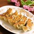 料理メニュー写真自家製焼き餃子