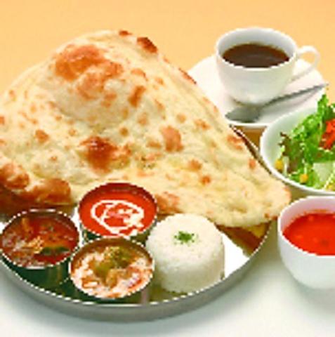 インド料理 プルニマ 津島店