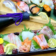 鮮度も味も当たり前◎魚介海鮮料理の旬のど真ん中!