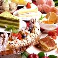 ケーキはテイクアウトOK♪お勧めは自家製ティラミス!