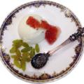 料理メニュー写真マロジニー (アイスクリーム)