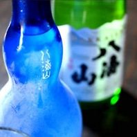 豊富なドリンク!アルコールは200種類以上常備!