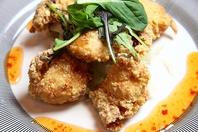 アジアン料理をお楽しみください