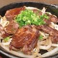 料理メニュー写真牛ハラミサイコロステーキ