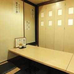 8名様までご利用いただける個室を2室ご用意◆少人数のご宴会や接待会食にも最適です。