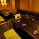 宴会にぴったりな完全個室は20名~最大25名!