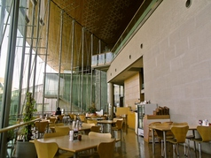 にほのうみ 滋賀県立琵琶湖博物館内の写真