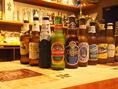 【ビール】各国のビールがリーズナブルに頂ける。700円~