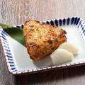 料理メニュー写真鮭の焼きおにぎり