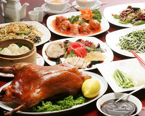 本場中国の味をお届けします。宴会にぴったりな店内は、最大60名様までOK☆