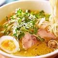 料理メニュー写真【曜日限定】フルルの鶏パイタンSOBA