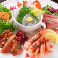 シーフードもおまかせ!『産直』海鮮料理。