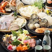 新鮮な海鮮を楽しむならすみれ丸で!!