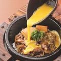 料理メニュー写真牛すき石焼飯