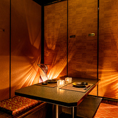 全室個室 和食とお酒 吟楽 GINRAKU 上本町店の雰囲気3