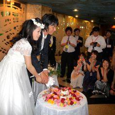 結婚式2次会にも (マヅラ)