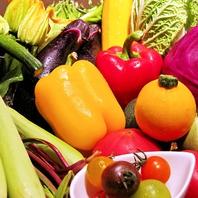 農家直送獲れたて野菜♪