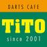 ティト TiTO 広島店 ダーツカフェのロゴ