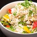 料理メニュー写真■バンバンジーサラダ