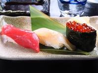 厳選した四季折々の鮮魚を仕入れるおいしさの秘訣