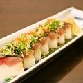 料理メニュー写真名物!さば寿司