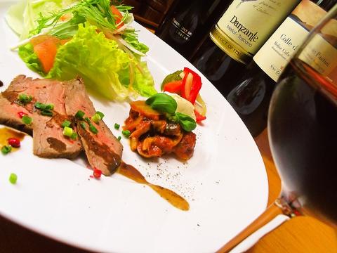 Italian Food Bar Mangiare