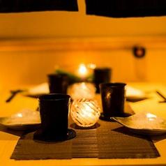 団体様でお使いいただけるお席もご用意しております。会社での宴会・女子会・同窓会・接待などに最適なお部屋です!