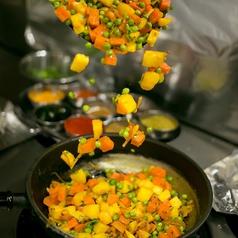 南インド料理 ナンディニ 清澄白河店の写真