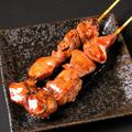 料理メニュー写真レバー(タレ・塩)
