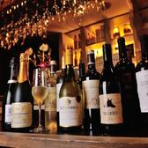 グラスワインやボトルワインもカジュアルに楽しめるニューワールド系を中心に取り揃えております。塩焼きにあうワイン、タレ焼きにあうワインなど組み合わせを楽しむのも一興。和牛だと意外と白があいますよ♪