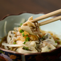 料理メニュー写真牡蠣のゆずポン