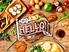 肉バルHELLO! 宮崎のロゴ