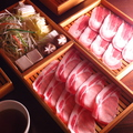 料理メニュー写真紀州岩清水豚つゆしゃぶ1人前