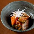 料理メニュー写真鮮魚のキムチ和え