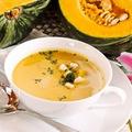 料理メニュー写真古宇利かぼちゃのやさしいスープ
