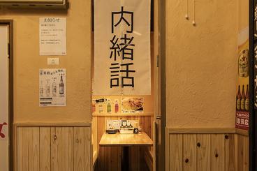 もつ焼きと肉刺し ぶた横丁 京急蒲田店の雰囲気1