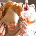 料理メニュー写真極大鶏唐 (プレーン)